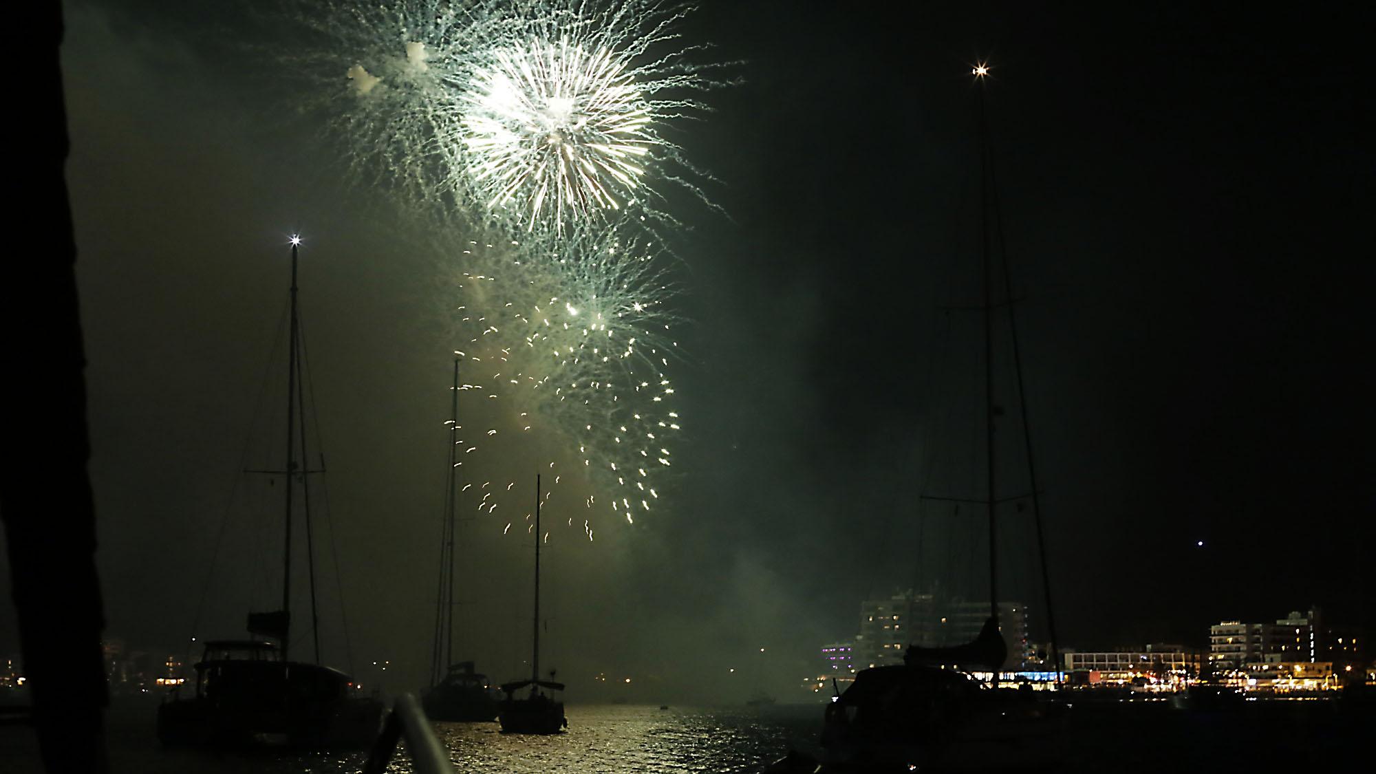 fireworks ibiza