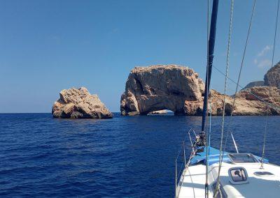 navega Ibiza Islas Margalidas