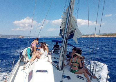 Alquiler velero Ibiza