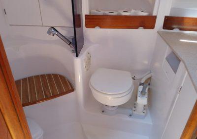 Baño popa