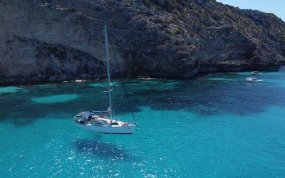 Navegar por Ibiza y Formentera Parte 2
