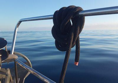 Navegando por el Mediterráneo
