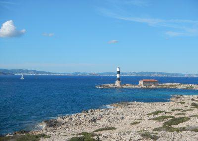 Ibiza desde Espalmador